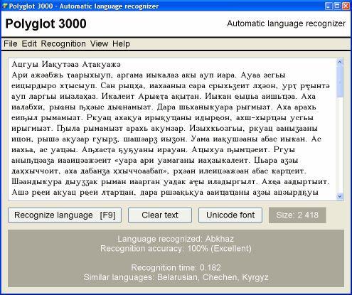 Vorschau Polyglot 3000 - Bild 2