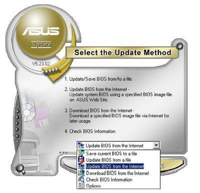 Vorschau ASUS Update Utility - Bild 2