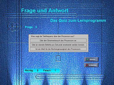 Vorschau PC-Grundlagen Quiz - Bild 2