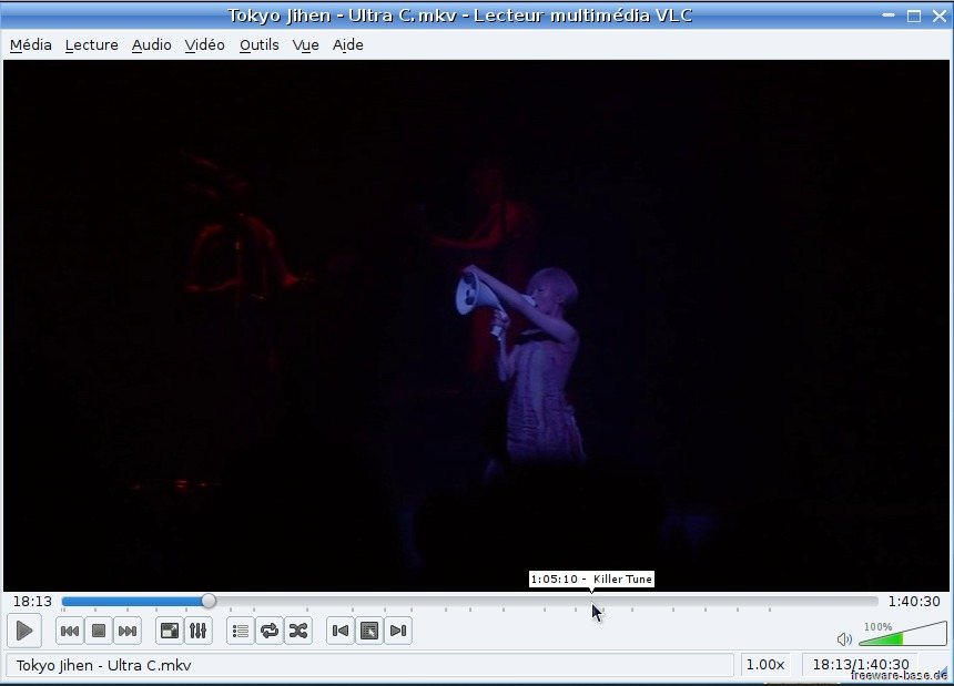 Vorschau VLC VideoLAN media player for Windows - Bild 2