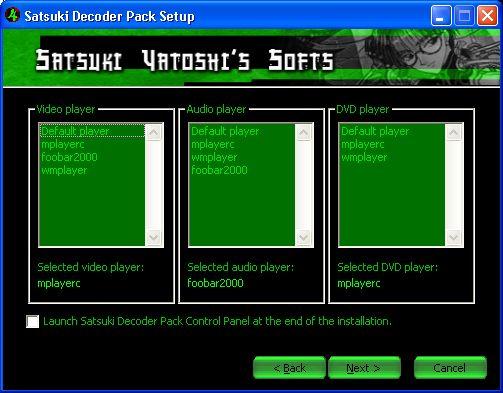 Vorschau Satsuki Decoder Pack - Bild 2