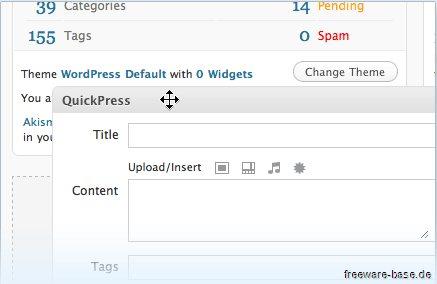 Vorschau WordPress - Bild 2