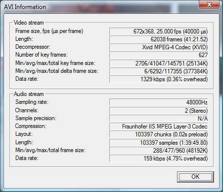 Vorschau Virtualdub - Bild 2