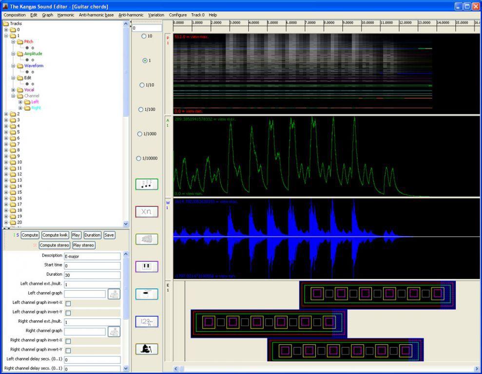 Vorschau Kangas Sound Editor - Bild 2