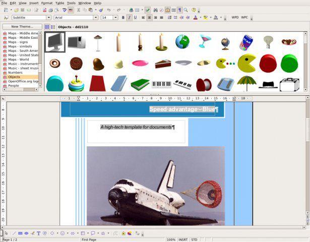 Vorschau OxygenOffice - Bild 2