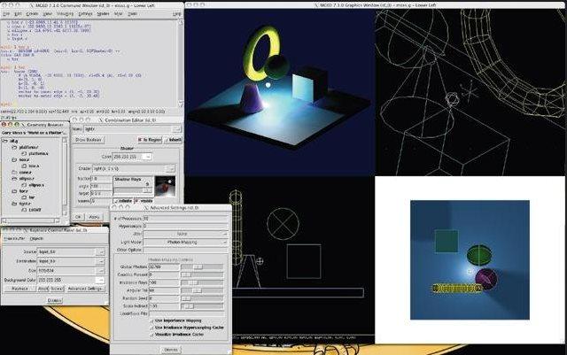 Vorschau BRL-CAD - Bild 2