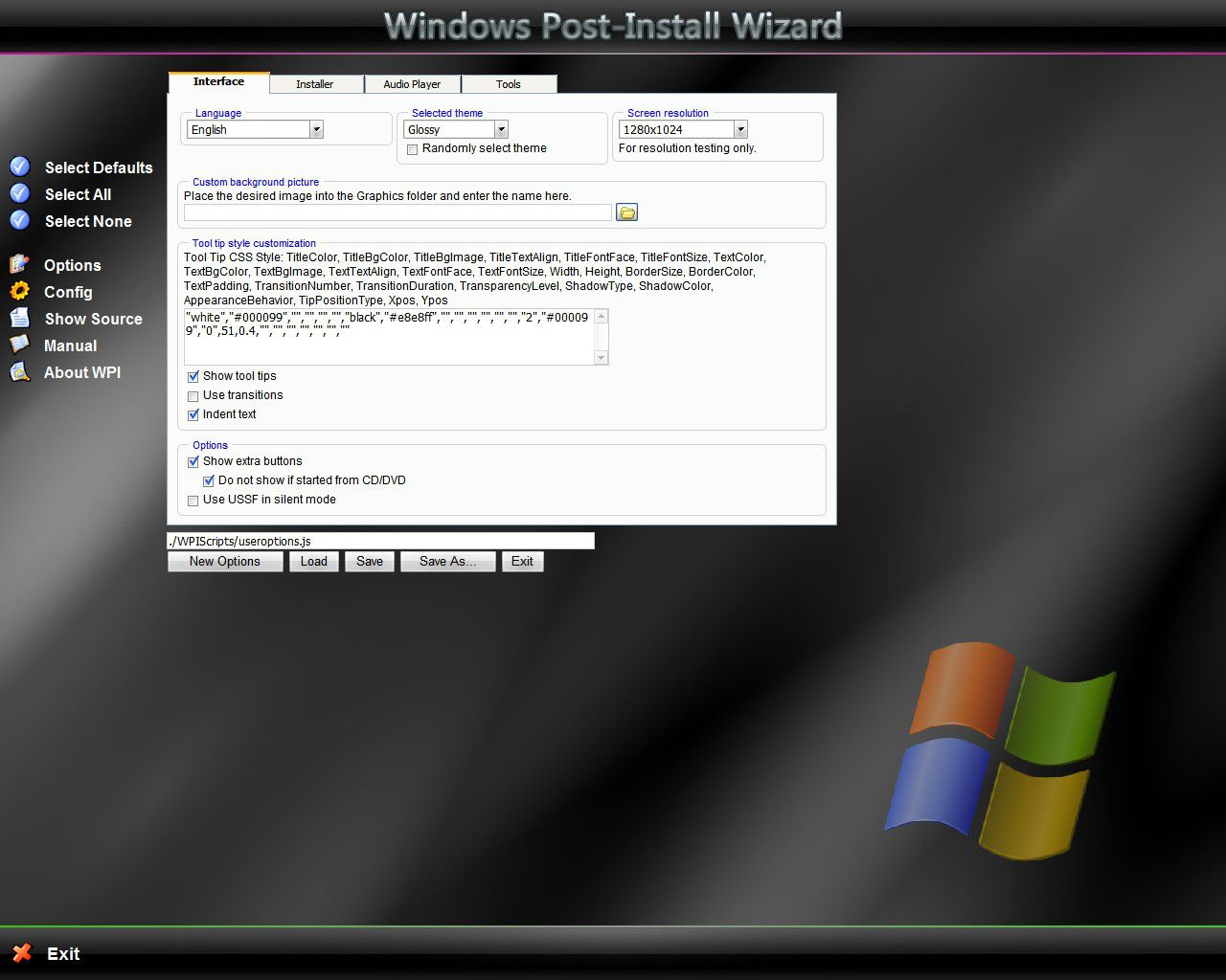 Vorschau Windows Post-Install Wizard - Bild 2