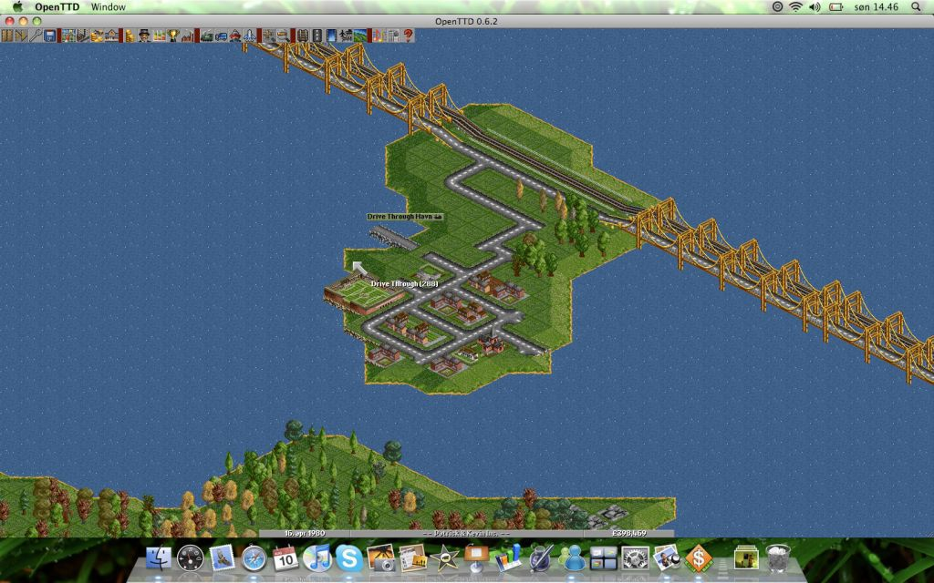 Vorschau OpenTTD for Windows - Bild 2