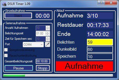 Vorschau DSLR Timer - Bild 2