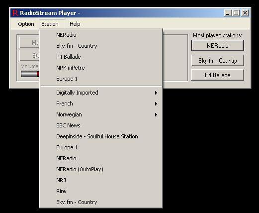 Vorschau Radio Stream Player - Bild 2