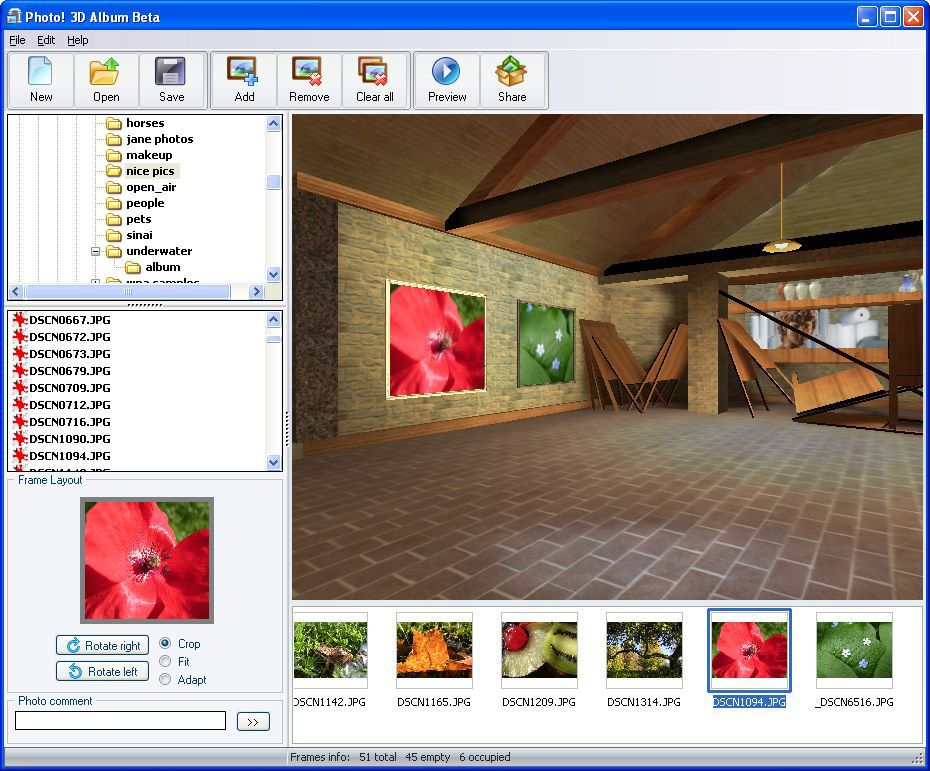Vorschau Photo 3D Album - Bild 2