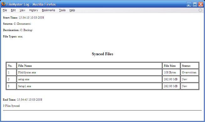 Vorschau FileMyster - Bild 2
