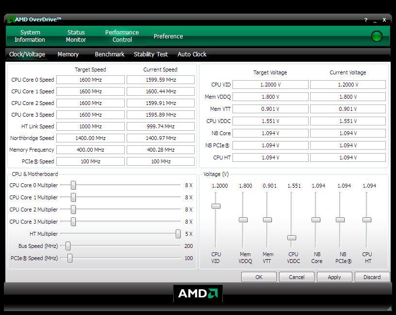 Vorschau AMD OverDrive - Bild 2