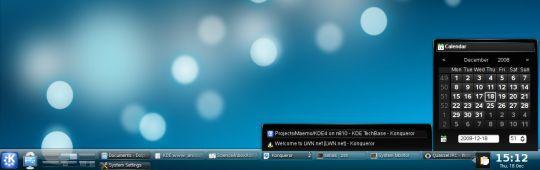 Vorschau Ubuntu und Kubuntu Jaunty Jackalope - Bild 2