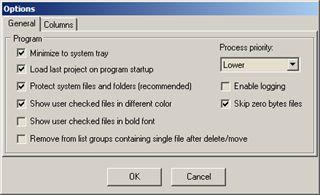 Vorschau Fast Duplicate File Finder - Bild 2