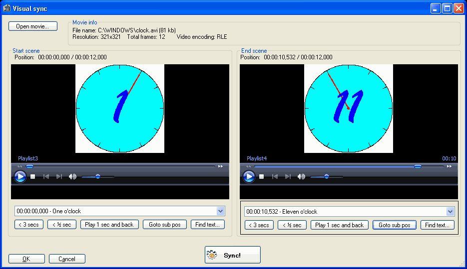 Vorschau Subtitle Edit - Bild 2