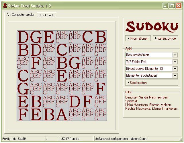 Vorschau Sudoku - Bild 2