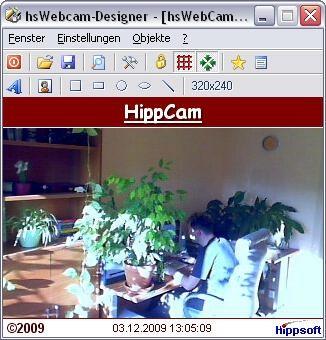 Vorschau hsWebCam - Bild 2