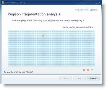 Vorschau Ainvo Registry Defrag - Bild 2