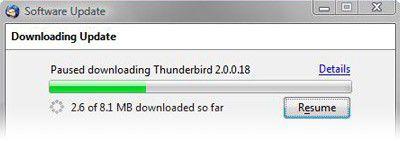 Vorschau Mozilla Thunderbird - Bild 2