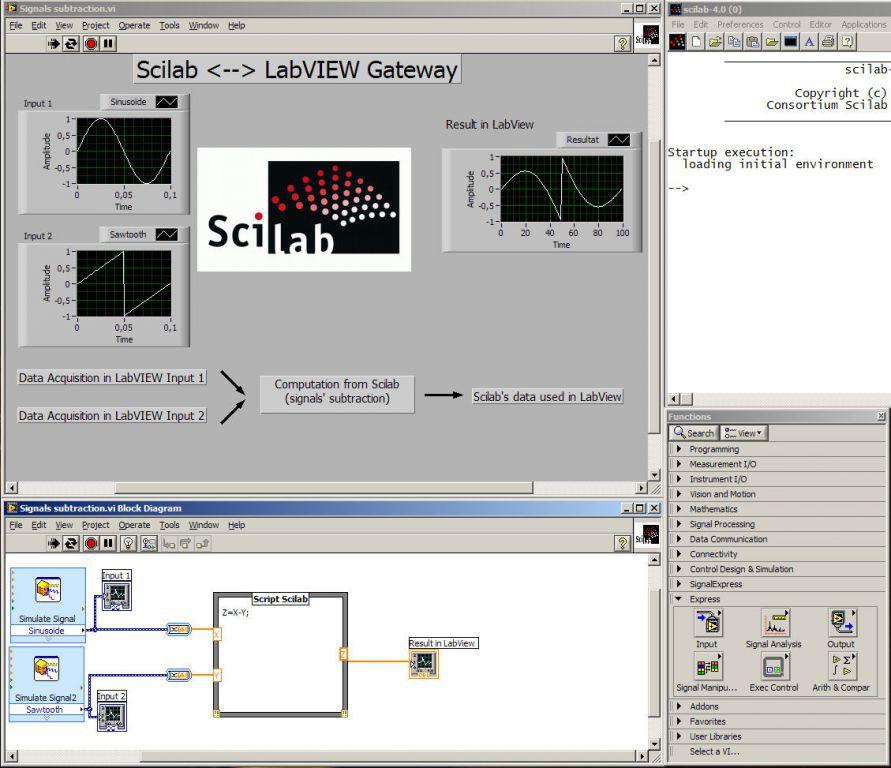 Vorschau Scilab - Bild 2