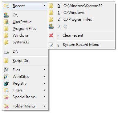 Vorschau Folder Menu - Bild 2