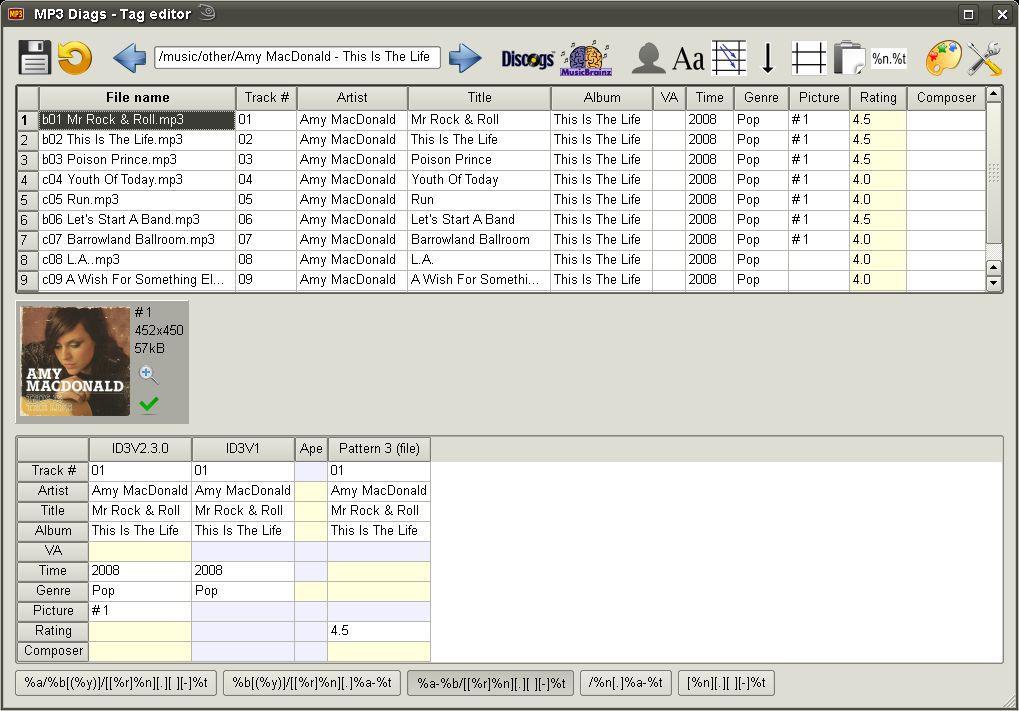 Vorschau MP3 Diags - Bild 2