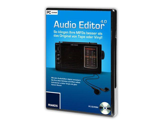 Vorschau Audio Editor - Bild 2