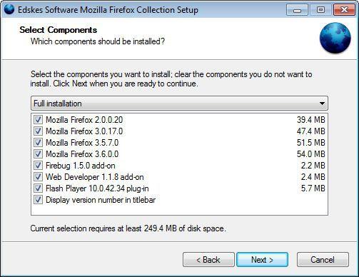 Vorschau Mozilla Firefox Collection - Bild 2