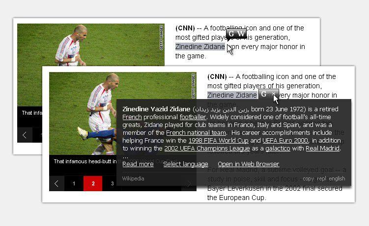 Vorschau Client for Google Translate - Bild 2