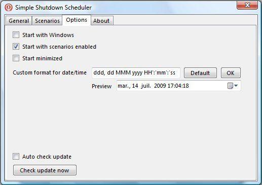 Vorschau Simple Shutdown Scheduler - Bild 2