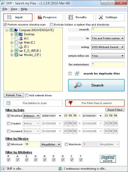 Vorschau Search My Files - Bild 2