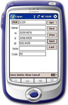 Vorschau Copan for PocketPC - Bild 2