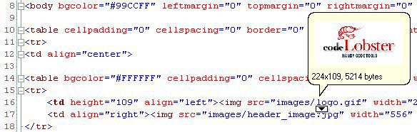 Vorschau Codelobster PHP Edition FREE - Bild 2