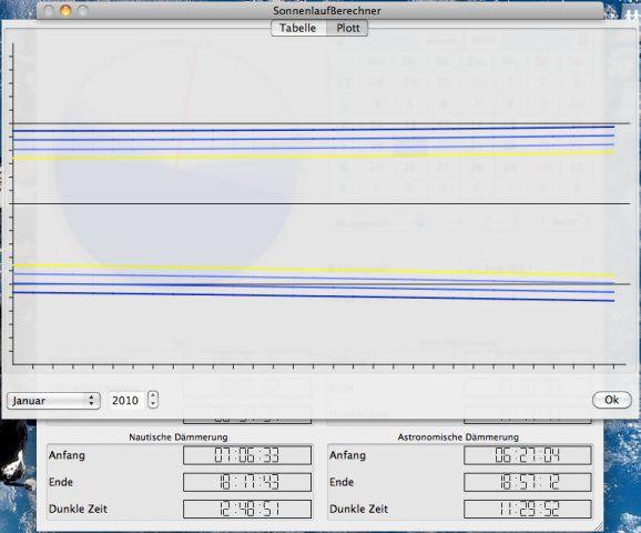 Vorschau SunCalculator - Bild 2