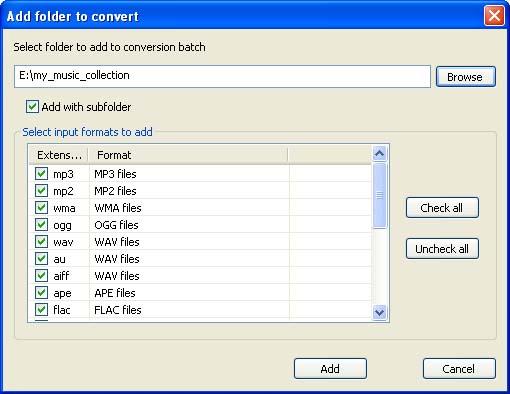 Vorschau Efficient WMA MP3 Converter - Bild 2
