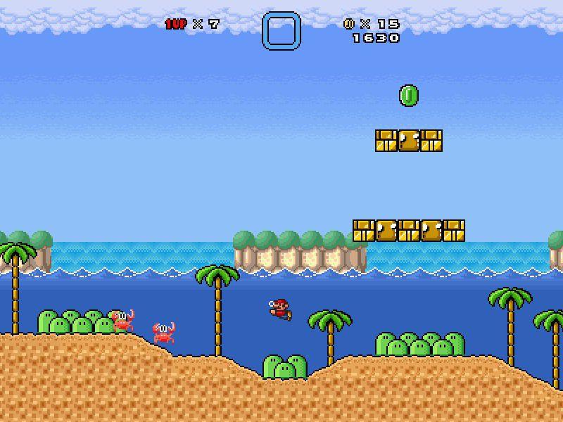 Vorschau Super Mario Bros. X - Bild 2