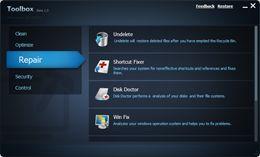 Vorschau IObit Toolbox - Bild 2