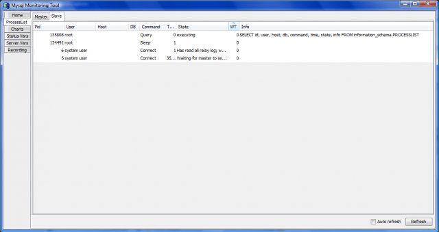 Vorschau Mysql Monitor Tool - Bild 2