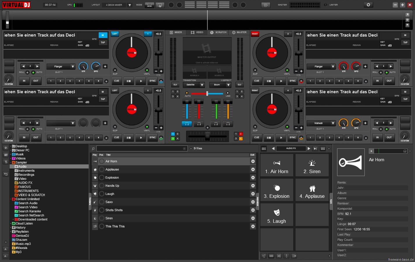 Vorschau Virtual DJ Home - Bild 2
