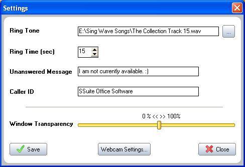 Vorschau SSuite Office - Communication Sidebar - Bild 2