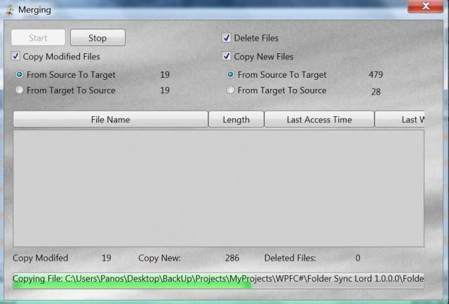 Vorschau Folder Sync Lord - Bild 2