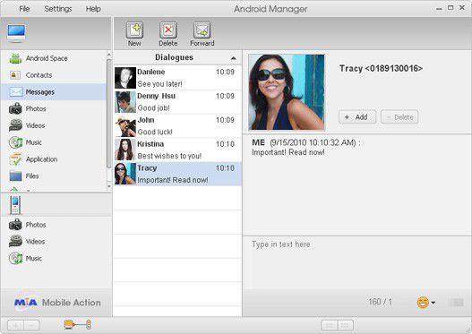 Vorschau Android Manager WiFi - Bild 2