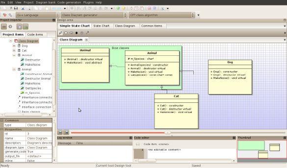 Vorschau CodeDesigner - Bild 2