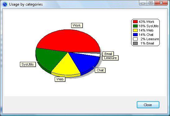 Vorschau Free Time Tracker - Bild 2