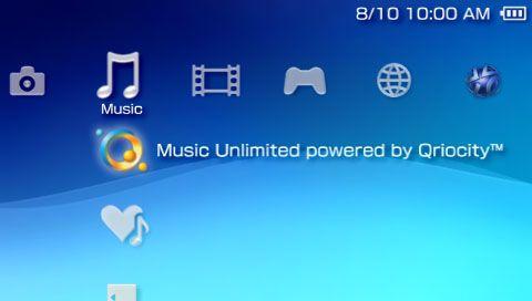 Vorschau PlayStation Portable PSP Firmware - Bild 2