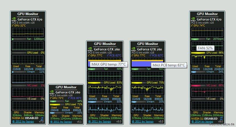 Vorschau GPU Monitor - Bild 2