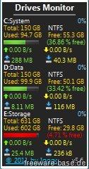 Vorschau Drives Monitor - Bild 2