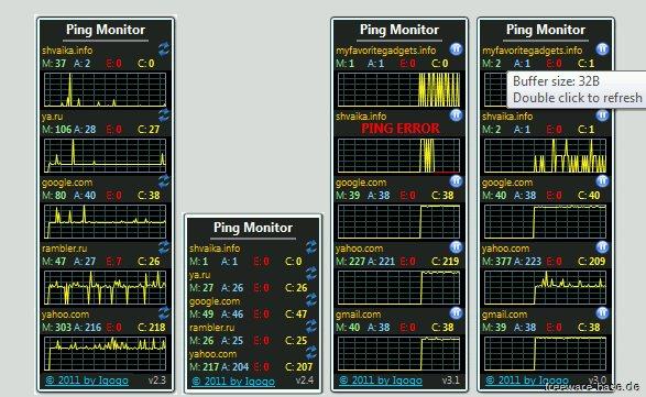 Vorschau Ping Monitor - Bild 2
