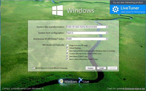Vorschau Windows 10 UX Pack - Bild 2